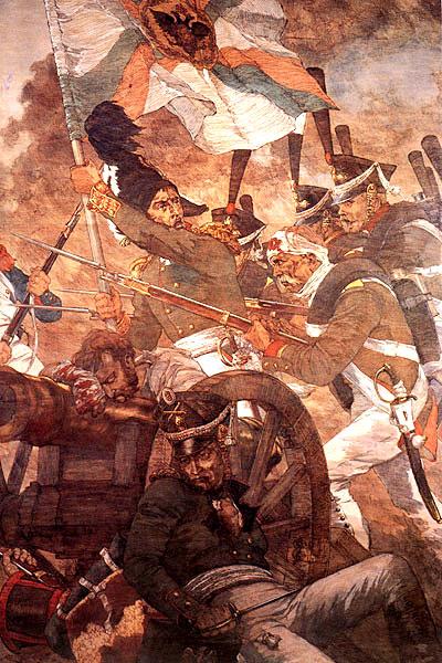 Вітчизняна війна 1812 року. Причини, події, наслідки (коротка історична довідка)