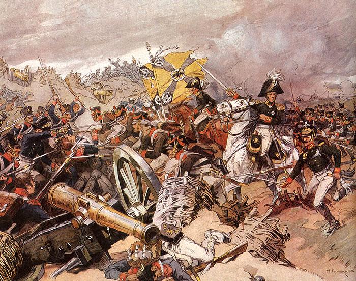 Вітчизняна війна 1912 року. Хронологія