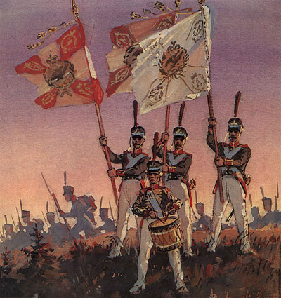 Розпочато роботи зі створення веб-сайту, присвяченого 200-річниці перемоги у Вітчизняній війні 1812 року