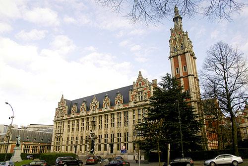 ULB, Universite Libre de Bruxelles