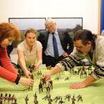 """Виставка """"Пристрасті за Бородіном. Досвід воєнно-історичної реконструкції"""""""