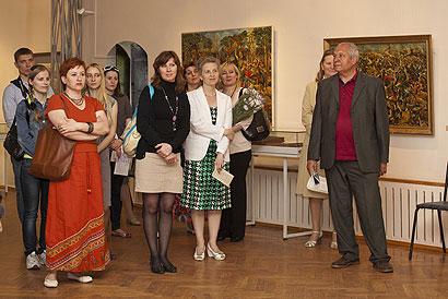 Виставка Сергієво-Посадського музею-заповідника «Пам'ятає уся Росія: до 200-річчя Вітчизняної війни 1812 року»
