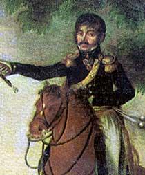 Підполковник Волинського уланського полку Степан Семенович Храповицький