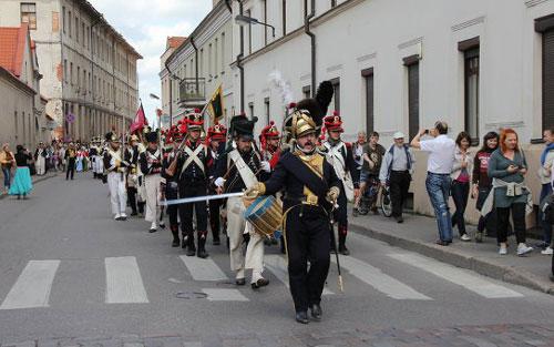 Міжнародний фестиваль, присвячений двохсотріччю початку Вітчизняної війни 1812 року