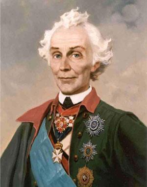Олександр Васильович Суворов, непереможний полководець епохи наполеонівських війн