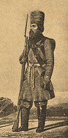 Ополченець 1812 року