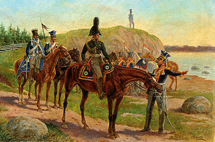 Улани у 1812 році