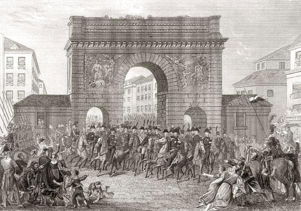 Вступ союзників до Парижу в 1814 році