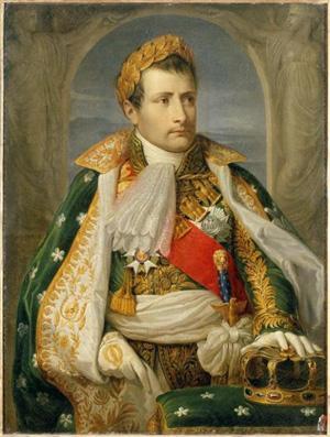 Портрет Наполеона Бонапарта, художник А. Аппіані, 1805.