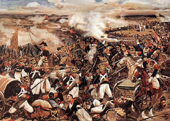 Бородінська битва (Bataille de la Moskova)