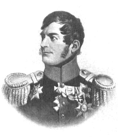 Генерал Г.А.Еммануель