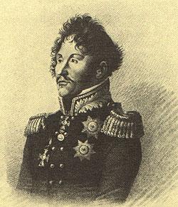 Генерал-лейтенант Юхим Гнатович Чаплиць, шеф Павлоградського гусарського полку
