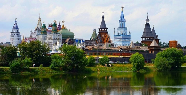 Росія. Москва