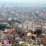 Панорама Катманду