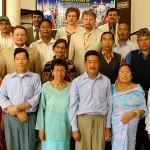 Співробітники РЦНК в Катманду (Непал)