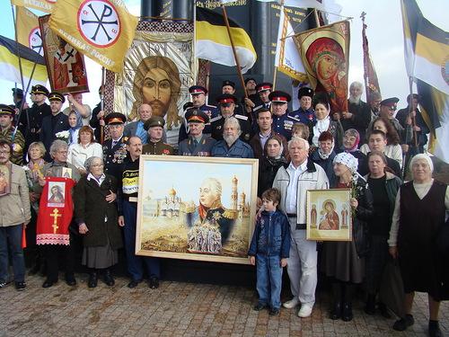 Бородино. Хрестний хід у пам`ять Вітчизняної війни 1812 року та на захист Бородинського поля