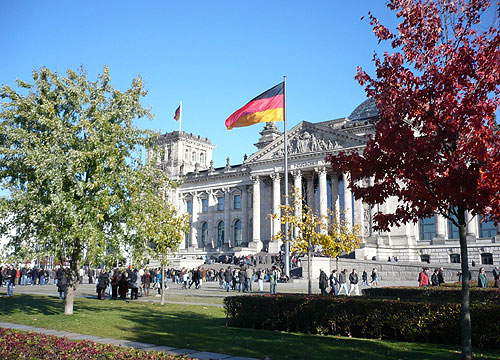 Берлін - столиця Німеччини