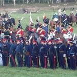 Бородино. Козаки на святкуванні 200-річчя Бородинської битви