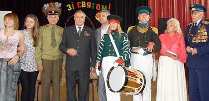 В музеї фельдмаршала М.І.Голенищева-Кутузова