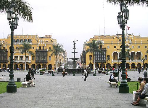 Ліма. Столиця Перу