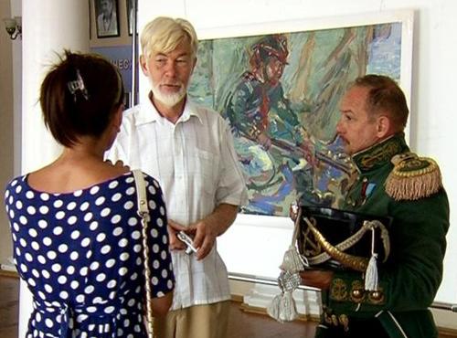Севастополь. Художня виставка до 200-річчя Бородінської битви