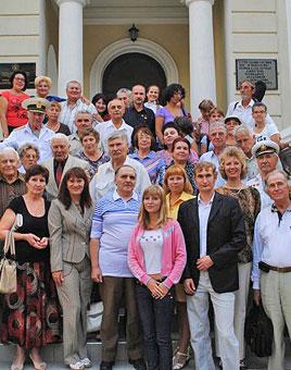 Сімферополь. Святковий вечір, присвячений 200-річчю Вітчизняної війни 1812 року