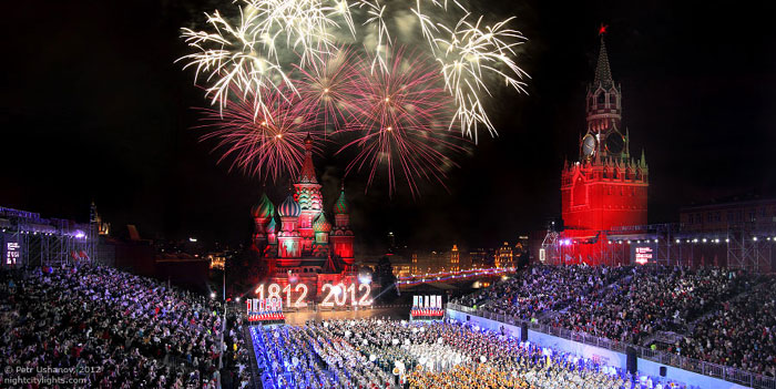 """Міжнародний фестиваль """"Спаська вежа"""", присвячений 200-річчю  Вітчизняної війни 1812 року"""