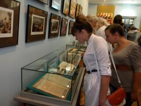 У Сумах відкрилася виставка «Герої Вітчизняної війни 1812 року»