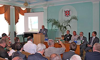 В Луцьку проведено Міжнародну історико-краєзнавчу наукову конференцію «Україна та Волинь у наполеонівських війнах»