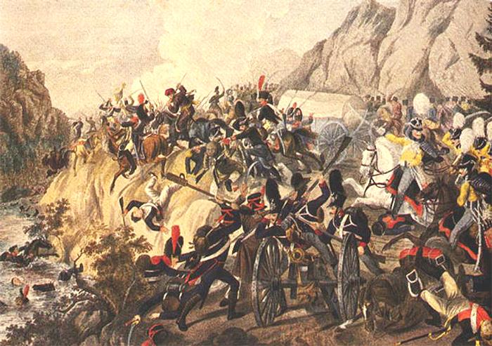Битва на річці Казбах