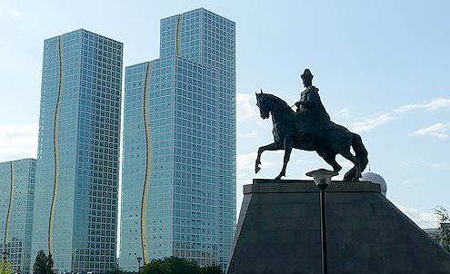 Астана. Столиця Казахстану
