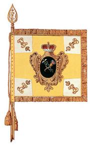 Прапор Харківського драгунського полку