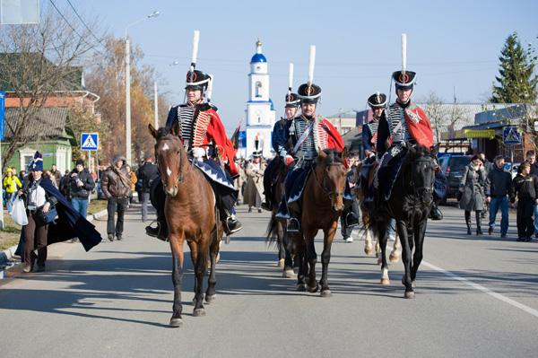 В Малоярославці відзначили 200-річчя Вітчизняної війни 1812 року і битви за місто