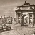 Московська Тріумфальна арка (Московські Тріумфальні ворота)