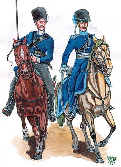 3-й Український уланський (3-й Український козачий) полк