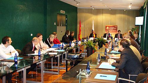 Мадрид. Наукова конференція присвячена 200-річчю перемоги