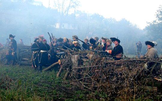 Кам'янець-Подільський. Козаки. Фестиваль воєнно-історичної реконструкциї