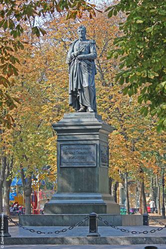 Пам`ятник Воронцову в Одесі