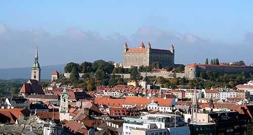 Словаччина. Братислава