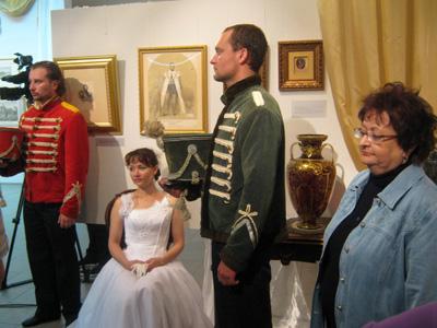 У Полтаві відкрито виставку, присвячену генерал-фельдмаршалові Івану Паскевичу