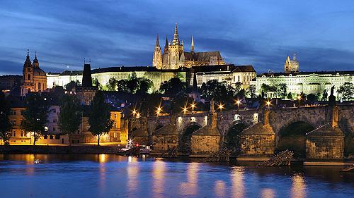 Прага. Чехія