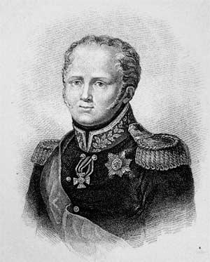 Російський Імператор Олександр I