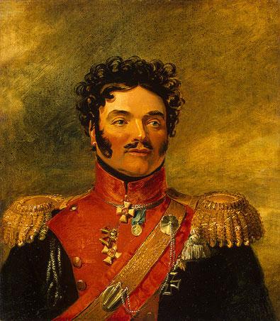 Генерал від кавалерії граф Йосип Корнилович О'Рурк