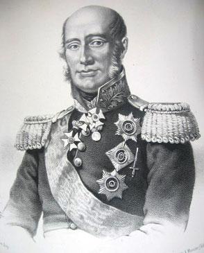 Генерал М.Б.Барклай де Толлі