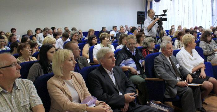 """Мінськ. Міжнародна наукова конференція """"Вітчизняна війна 1812 року в історії Білорусі"""""""
