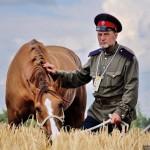 Кінний козачий похід Москва-Париж
