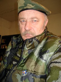 Художник-баталіст Доронін Володимир Миколайович