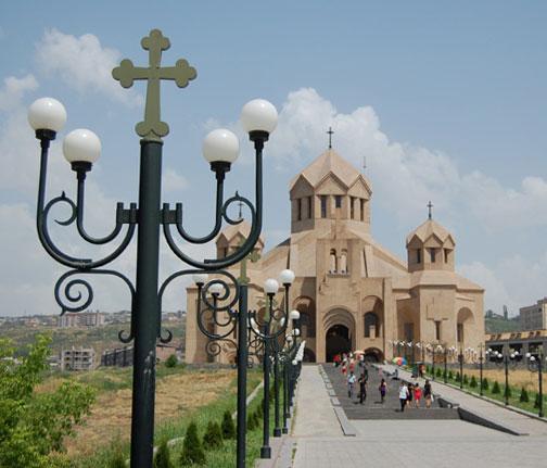 Єреван. Столиця Вірменії