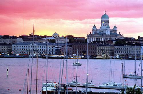 Хельсінкі. Столиця Фінляндії