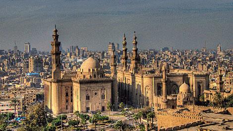 Каір. Столиця Єгипту